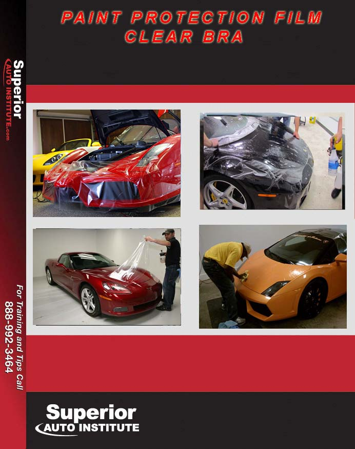 paint protection film DVD Training
