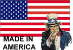 Don't settle with made in China  copies that collapse in the middle..buy American!