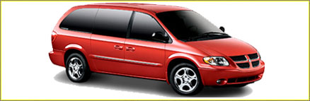 Paintless Dent Repair Training on minivans