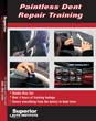 Paintless dent repair DVD Training
